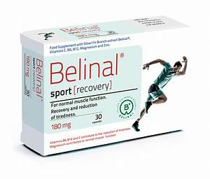 Belinal U00ae Sport Recovery - Muscle Recovery - Improved Endurance