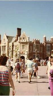Epcot's World Showcase Vintage Photos - Disney Tourist Blog