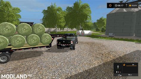 Dodge Ram 3500 V 3.0 Mod Farming Simulator 17