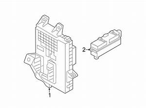 91950a6011 - Hyundai Junction Box Assembly  Pnl
