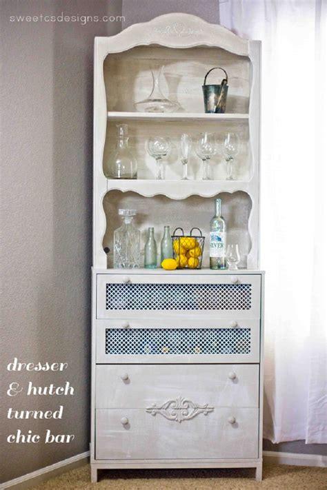 top  clever ways  repurpose   dresser