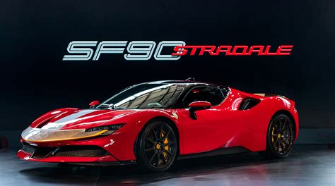 While the sf90 stradale features many firsts for the company, it's not all new ideas. Ferrari's SF90 Stradale Australian Pricing Revealed
