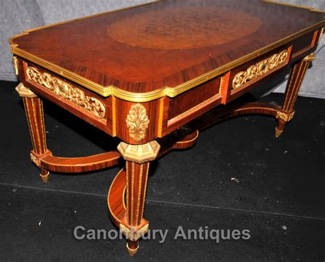Baker furniture french empire style coffee table. French Empire Coffee Table Kingwood Ormolu Tables Furniture