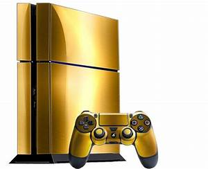 Golden PlayStation 4 In The Making For Dubai39s
