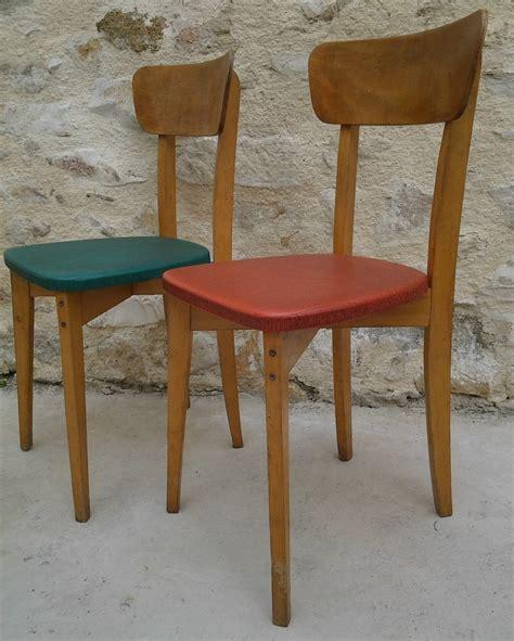 chaise de bistrot vintage chaises vintage annees 50 28 images chaise annees 50