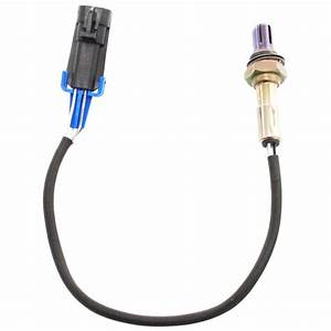 4 Wire O2 Oxygen Sensor For Chevy Silverado 1500  2500  3500