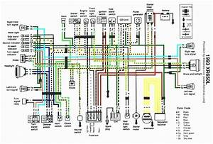 60 Beautiful 2007 Honda Vtx1300c Wiring Diagram Pics