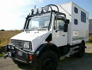 Off-Road Campers for sale at the Unimog Shop | Expedition ...