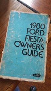 1980 Ford Fiesta Ghia Classic Sunroof Low Miles Owner U0026 39 S