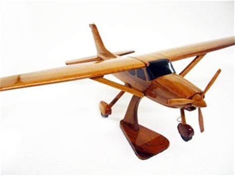 premium wood designs wood civilian aircrafts