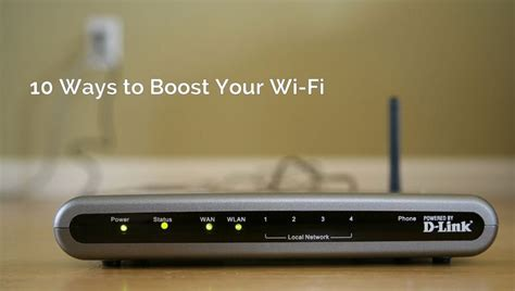 top 10 best ways to improve your wi fi router s performance