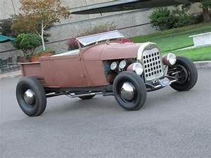 Sell New 1928 28 Ford Model A Roadster Pickup Vintage Hot