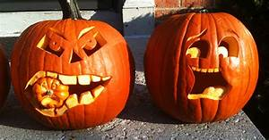 Stylish, Pumpkin, Carving, Ideas, For, Awesome, Decoration