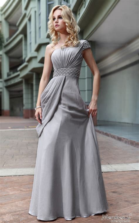 Gray Formal Gown and Fashion Forecasting 2016 u2013 Fashion Gossip