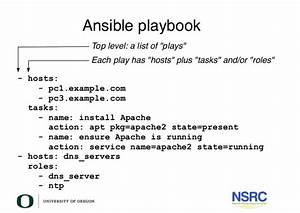 configuration management in ansible With ansible template example