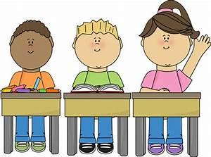 School Kids Clip Art - School Kids Images - Vector Clip Art
