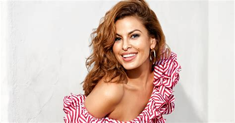 Eva Mendes Eats The Same Lunch Dinner Every Single Day