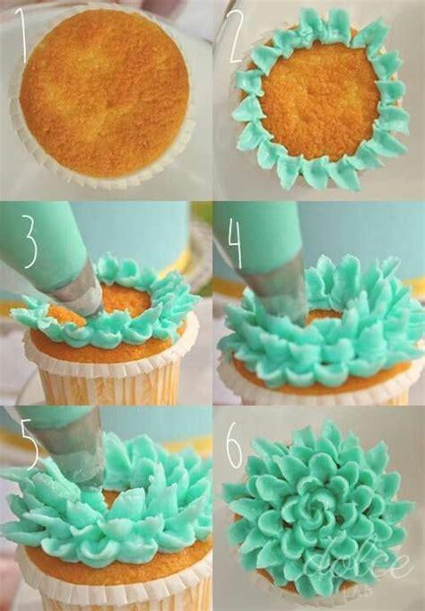 cupcake designs easy easy and fun cupcake decorating idea cake cupcake cookie decorating pinterest cupcakes