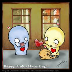 Pon and Zi Valentine's Day
