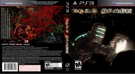dead space playstation  box art cover  superdvd