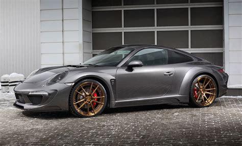 2018 Porsche 911 C4s By Topcar Makes Pre Geneva Debut