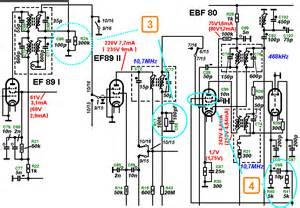 Grundig  5040w  3d Circuitry Analysis