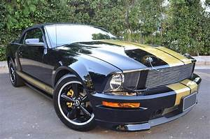 2007 Ford Mustang Shelby GT Hertz city California Auto Fitness Class Benz