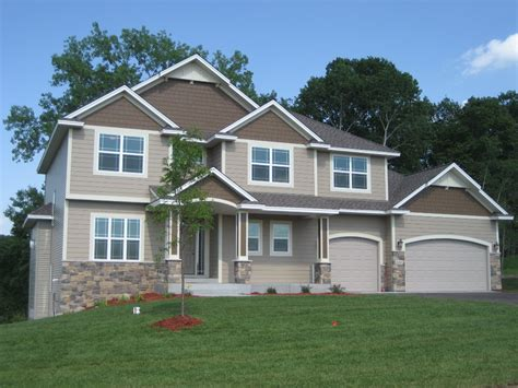 New Home Construction In Plymouth Minnesota By Nih Homes Nih