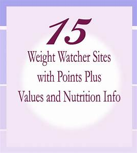 Weight Watchers Aktiv Points Berechnen : 15 weight watcher sites with points plus recipe diaries ~ Themetempest.com Abrechnung
