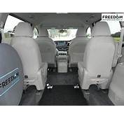 Kia Carnival Wheelchair Accessible Vehicles