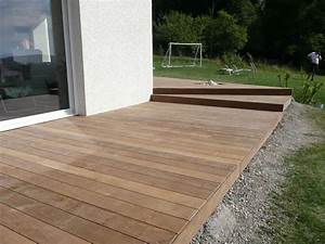 j39admire les finitions de ma terrasse en bois With terrasses en bois photos