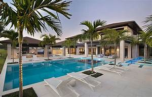 Exclusive, Private, Residence, In, Florida, By, Harwick, Homes