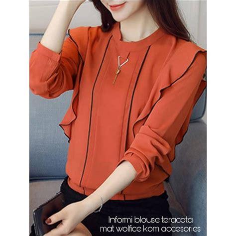 Harga Baju Burberry Original cek harga baru baju original informi blouse atasan wanita