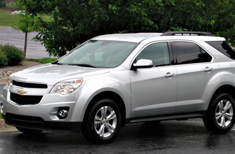 26 Mpg In 2010 Chevrolet Equinox Four-cylinder