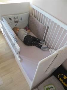 Lit Bebe Barreau : enlever barreau lit b b dormir sur le sol el bodegon ~ Premium-room.com Idées de Décoration