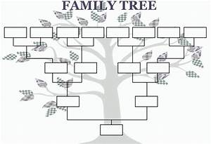family tree template fotolipcom rich image and wallpaper With genealogy templates for family trees