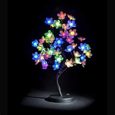 Cherry Tree Flower Multi Coloured LED   Buy Online at QD