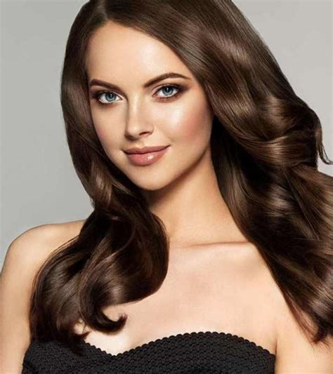 beautiful brunette hair color ideas blushery