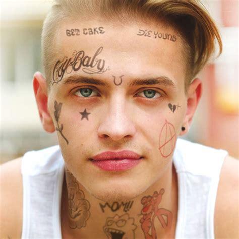 Amazon.com : Lil Peep Temporary Tattoos | REALISTIC | Skin