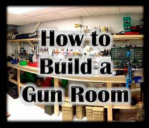 How to build a gun room in your home - Heels and Handguns