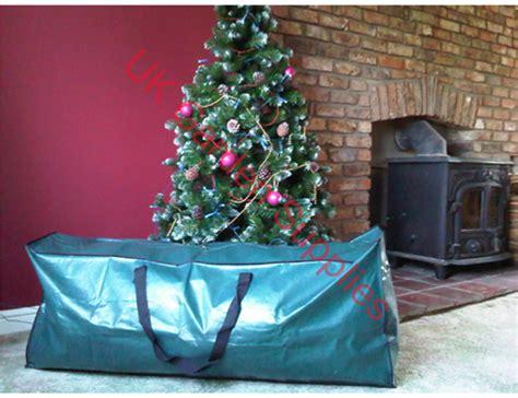 Uk Garden Supplies Artificial Christmas Tree Storage Bag