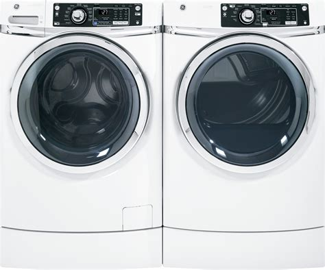 ge gfwrhww front load washer gfdrehww electric dryer