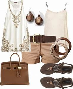 Casual Summer Polyvore Outfits You Should Not Miss | Runpipe