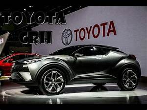 Toyota Chr Hybride : new toyota chr hybrid 2017 the best interior youtube ~ Medecine-chirurgie-esthetiques.com Avis de Voitures