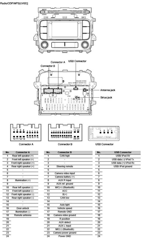 pioneer deh 1600 wiring diagram wiring diagram and schematic diagram