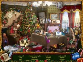 Christmas Wonderland Hidden Object Game