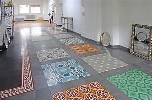 Wand Und Bodenfliesen : zementfliesen zellige bejmat lebe bunt zagora fliesen ~ Michelbontemps.com Haus und Dekorationen