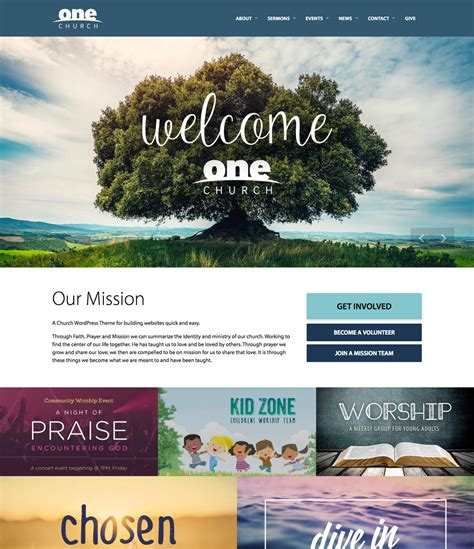 Church Themes Best Church Themes Churchthemes