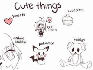 .:Cute things:. by Budbud225 on DeviantArt