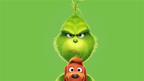 grinch  poster hd  wallpaper